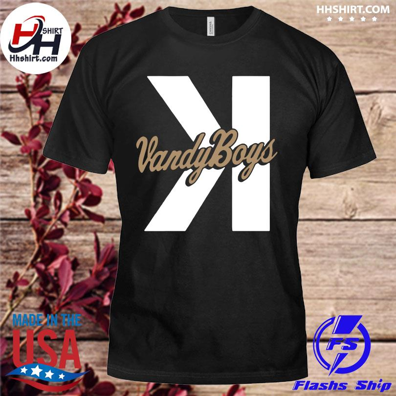 Official Vanderbilt Baseball Vandy Boys Backwards K Shirt