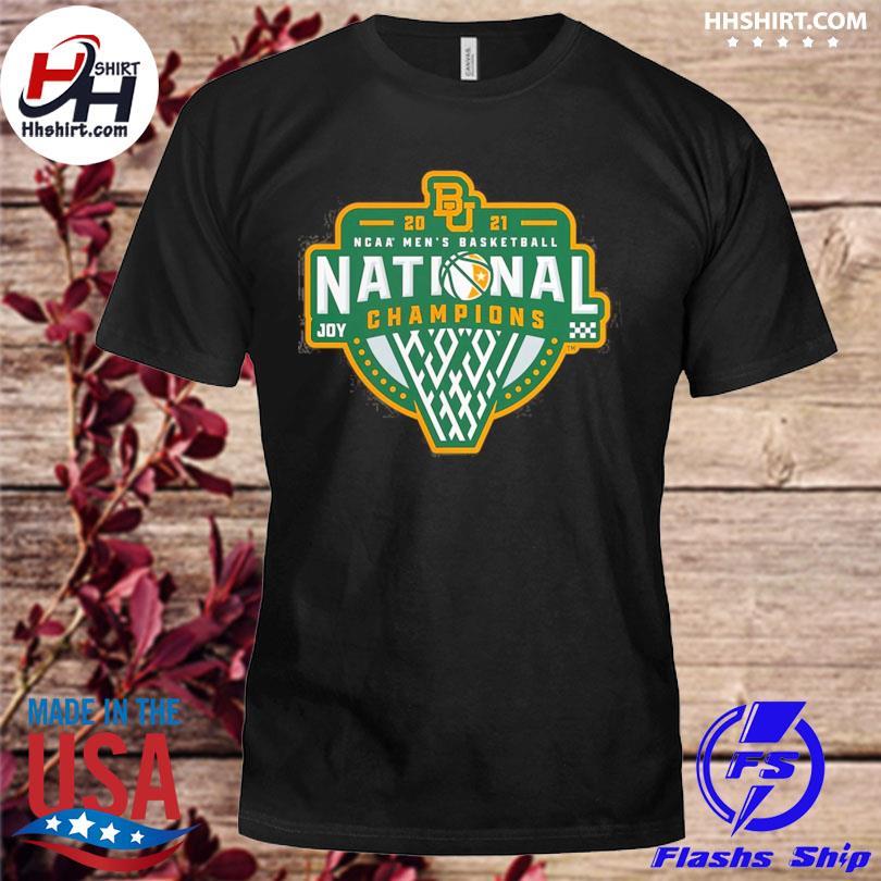 Baylor bears 2021 ncaa basketball national champions shirt