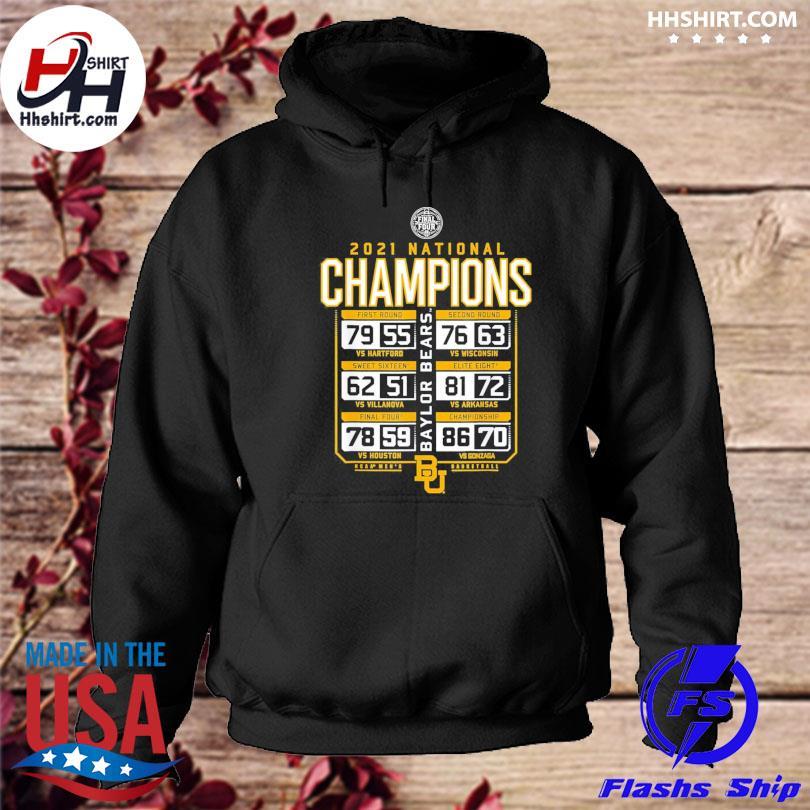 Baylor national championship 2021 hoodie
