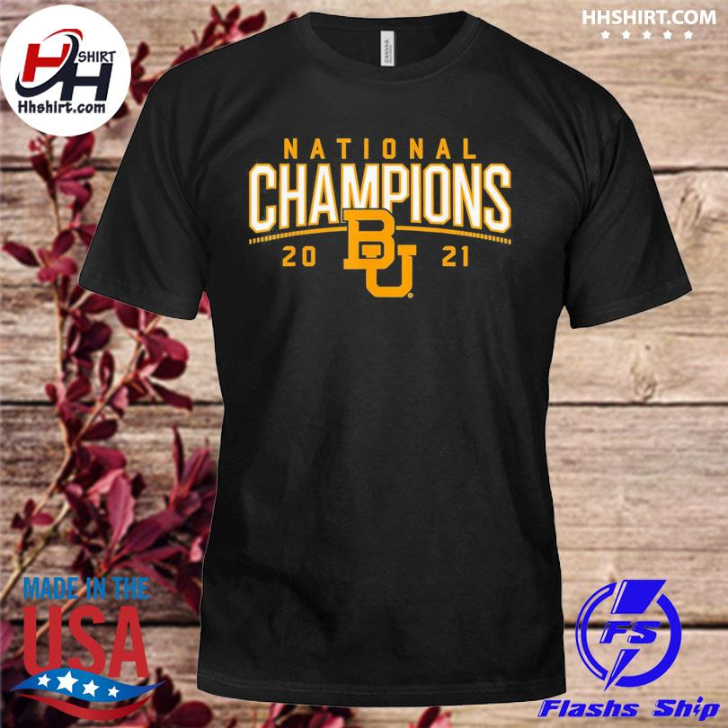 Baylor national championship us 2021 shirt