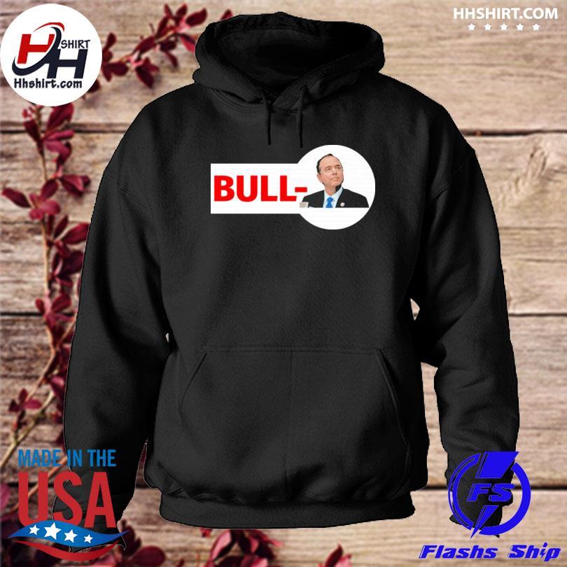 Bull-schiff hoodie