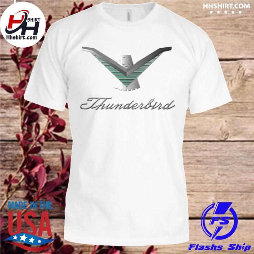 Ford thunderbird neon sign black 224 shirt
