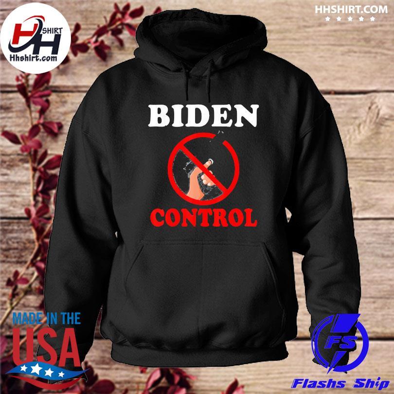 Joe biden gun control 2021 hoodie