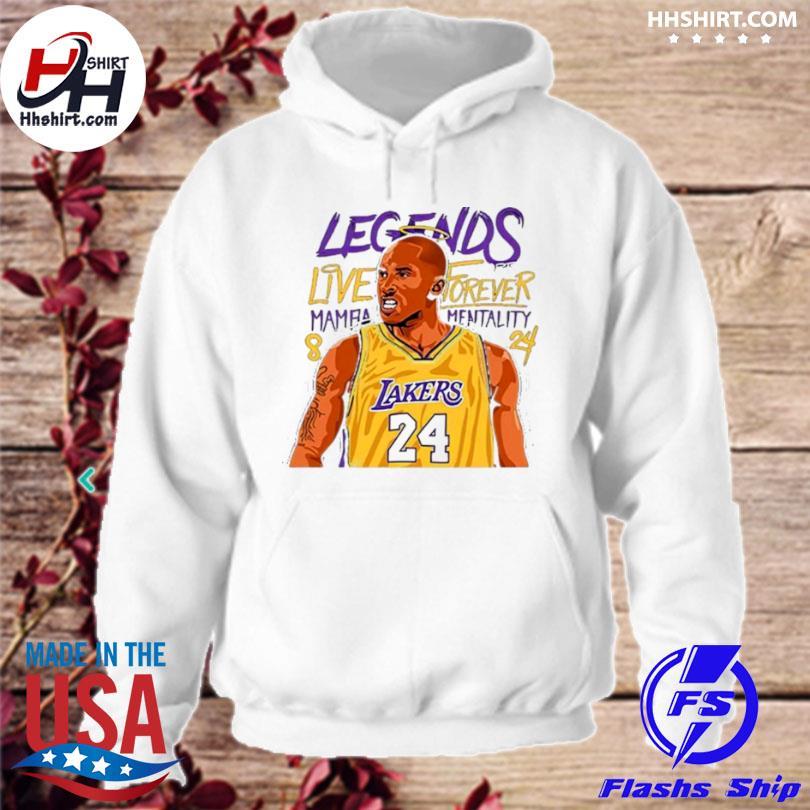 Kobe bryant forever mamba hoodie