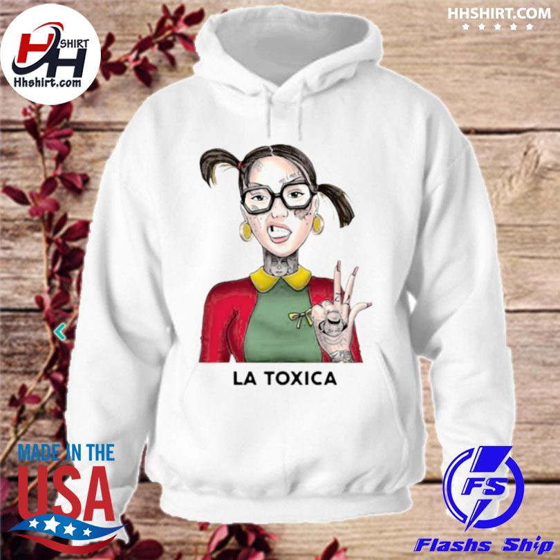 La toxica loteria hoodie