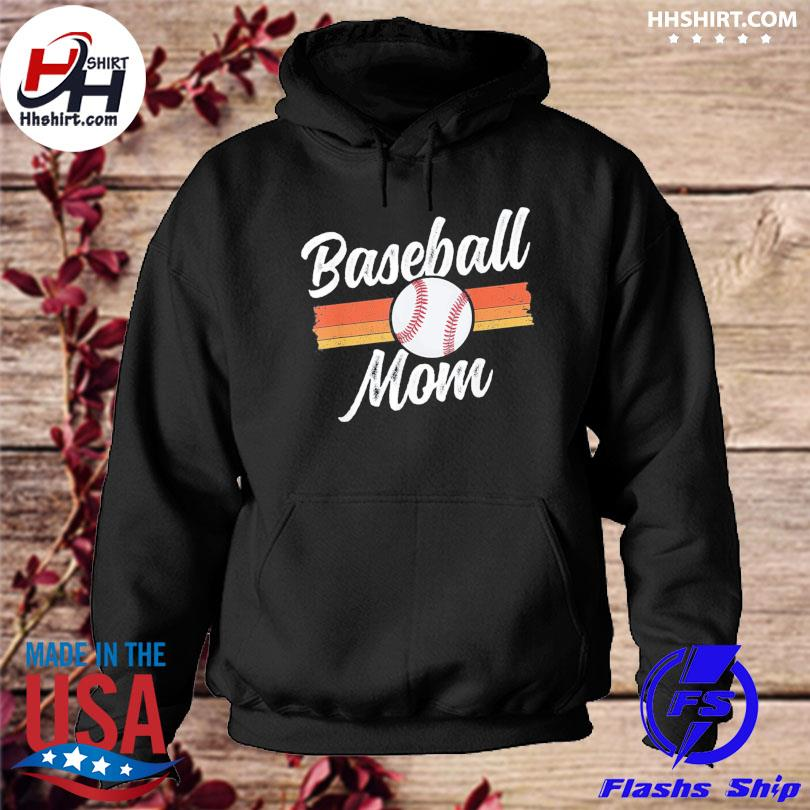 Mom baseball hoodie
