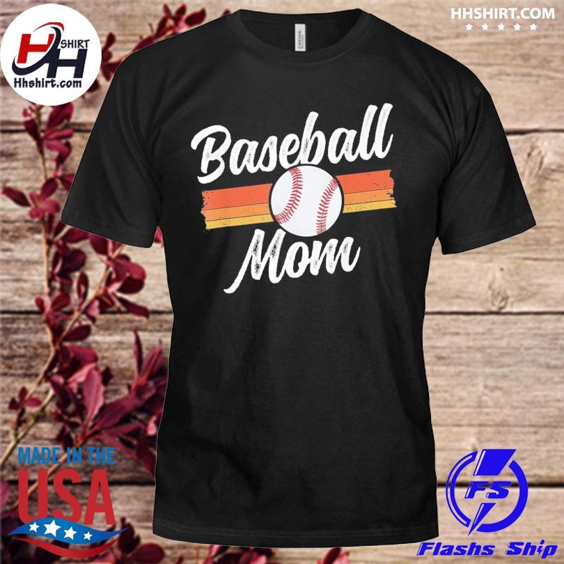 Mom baseball shirt