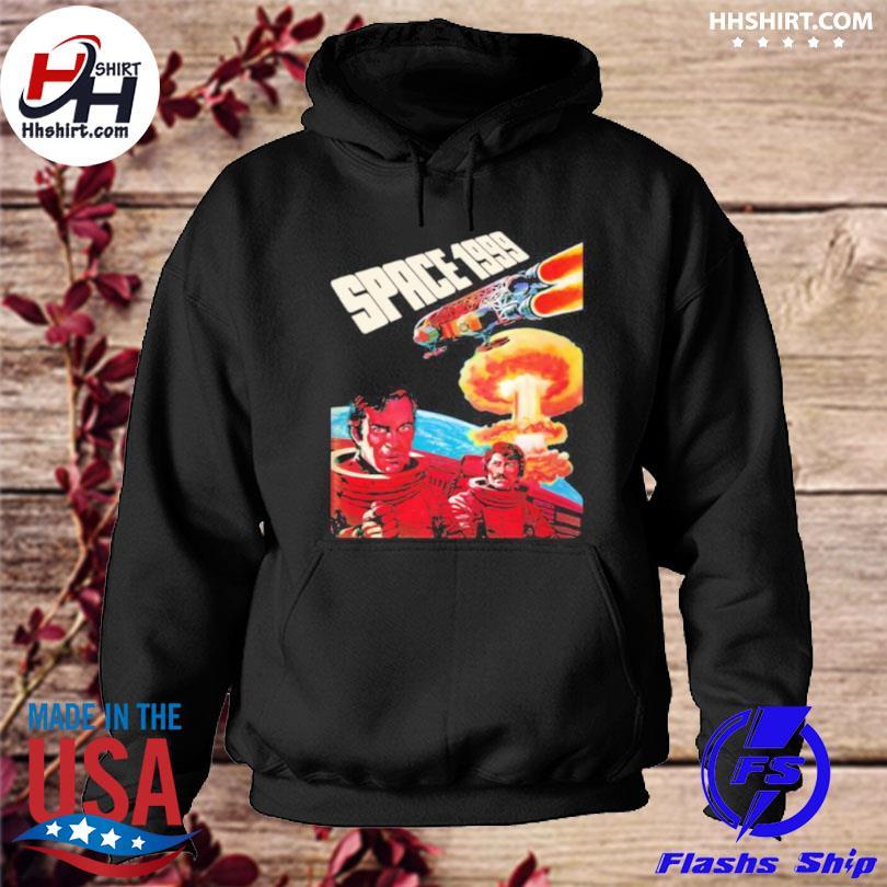 Moonbase alpha space 1999 hoodie