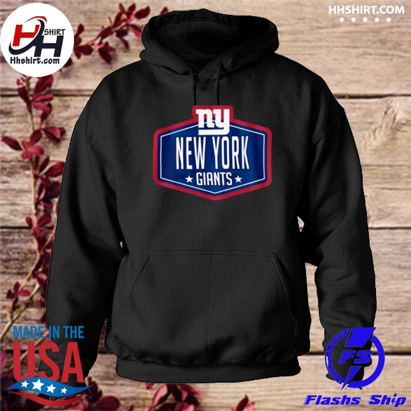 New york giants new era 2021 nfl draft hook hoodie