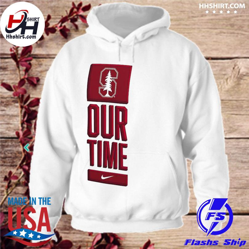 Nike stanford California our time hoodie