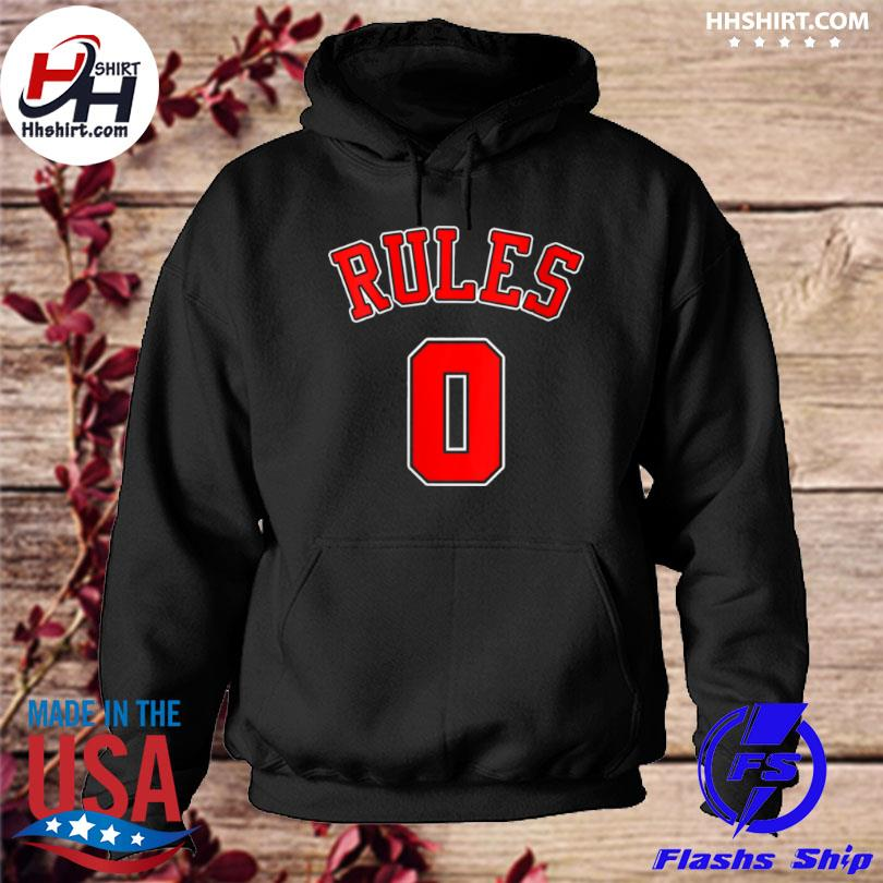 No rules zero rules 0 rules famous saying famous quote hoodie