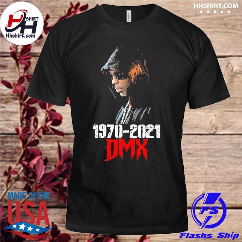 Official 1970 2021 Rip Dmx shirt