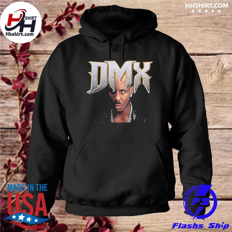Official 2021 Rip Dmx Rapper t-s hoodie