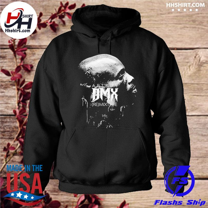 Official Artboy remixtape Dmx 2021 hoodie