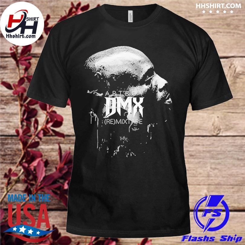 Official Artboy remixtape Dmx 2021 shirt