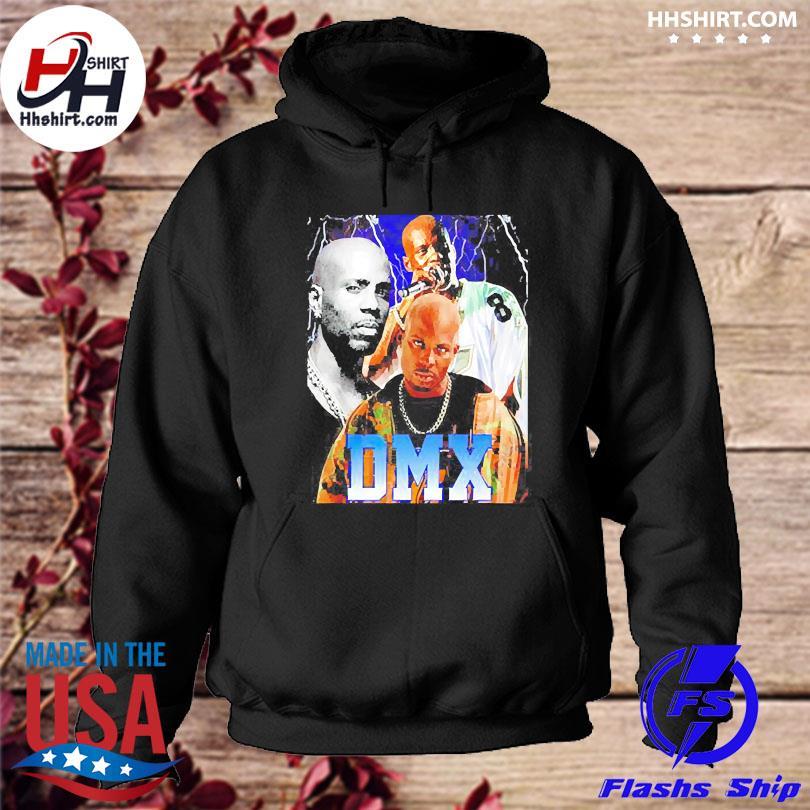 Official DMX American rapper 2021 hoodie