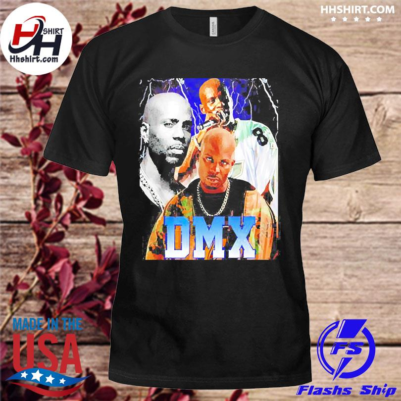 Official DMX American rapper 2021 shirt