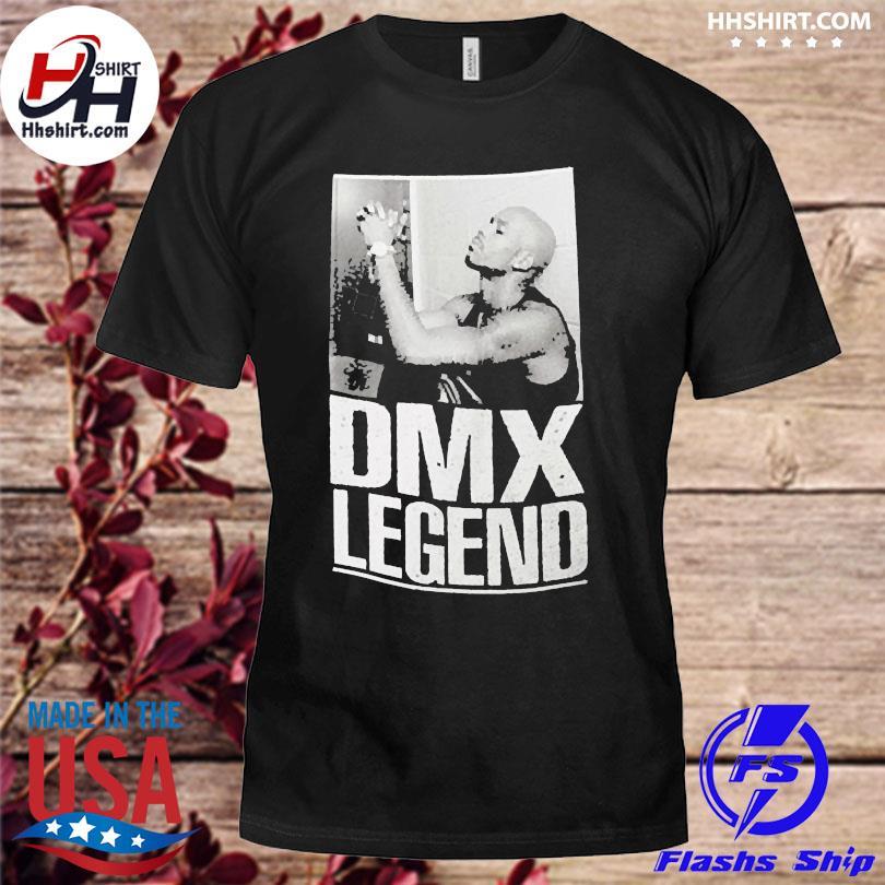 Official DMX legend shirt