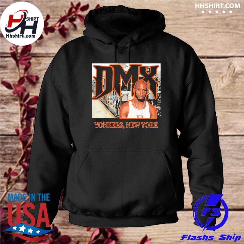Official Dmx rap yonkers new york 1970 2021 hoodie