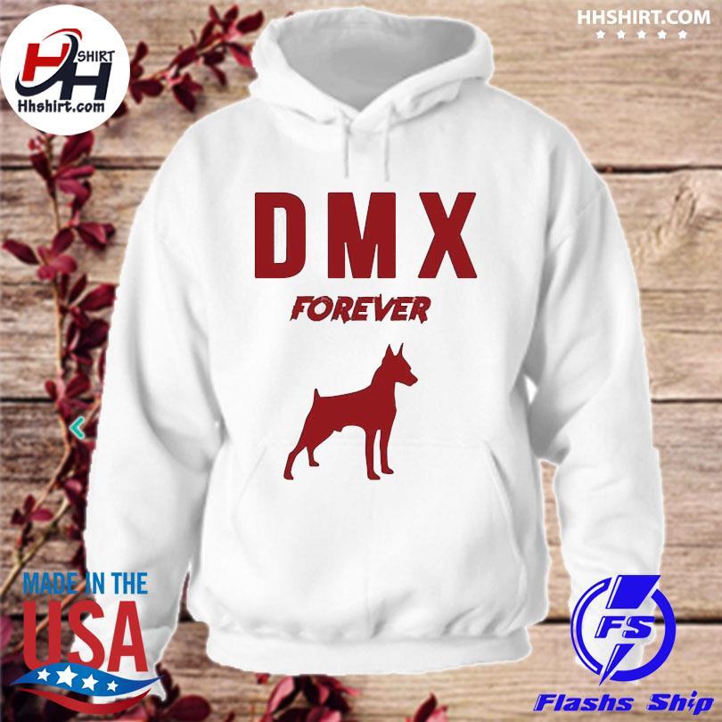 Official Dmx Rapper Forever 2021 hoodie