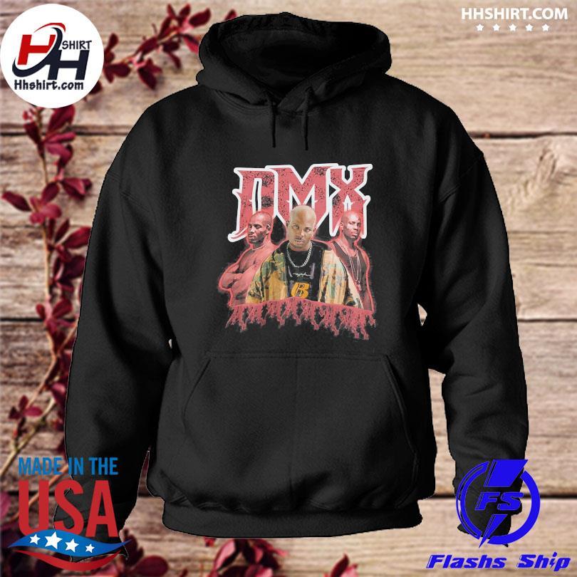 Official Dmx rapper vintage hoodie