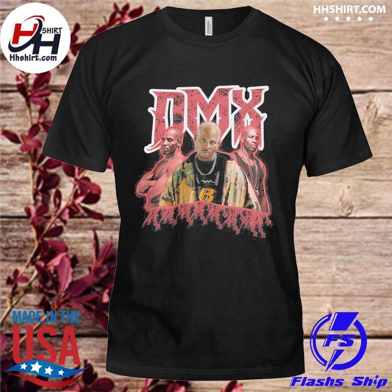 Official Dmx rapper vintage shirt