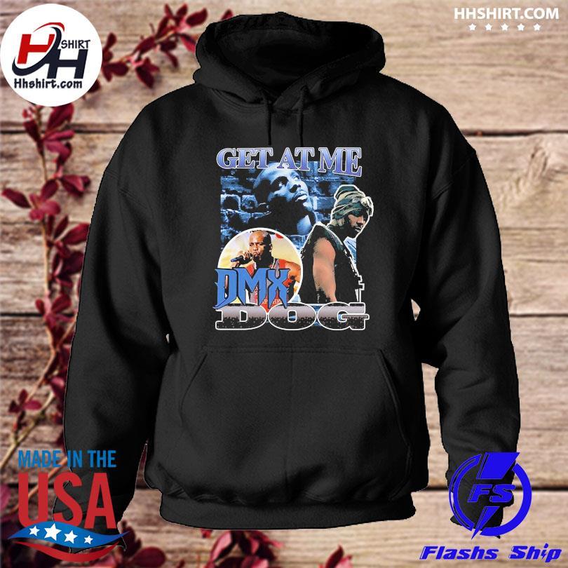 Official Get at me dmx dog hoodie