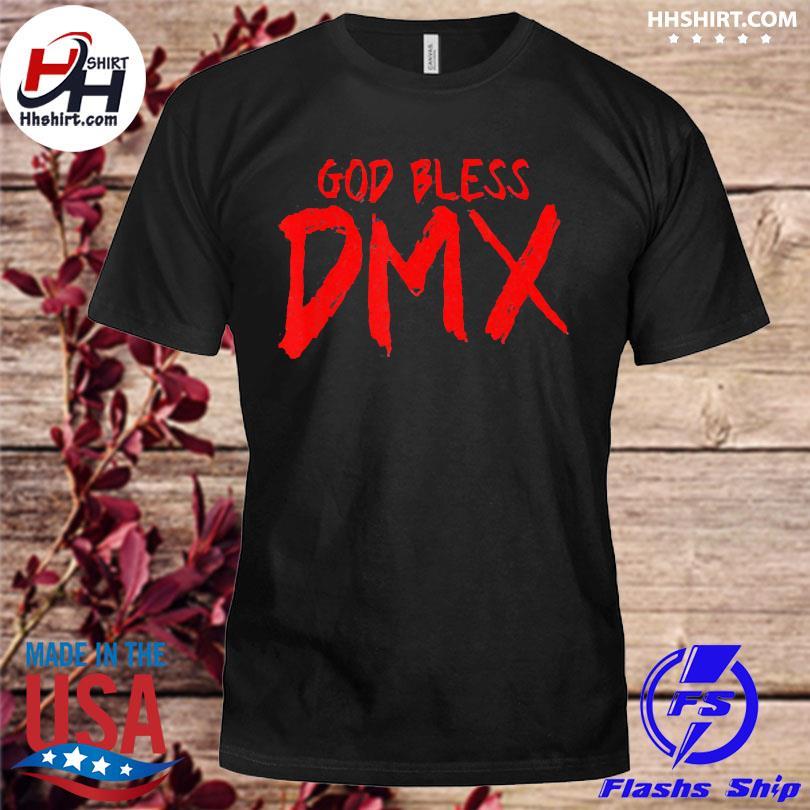 Official God bless Dmx shirt