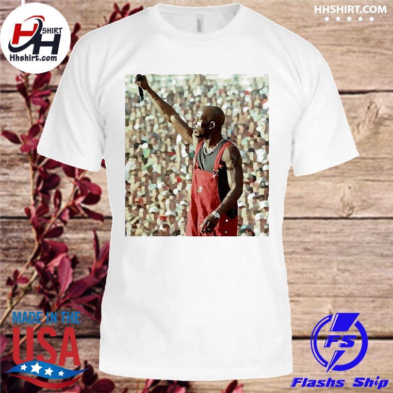 Official Rip dmx concert vintage 2021 shirt