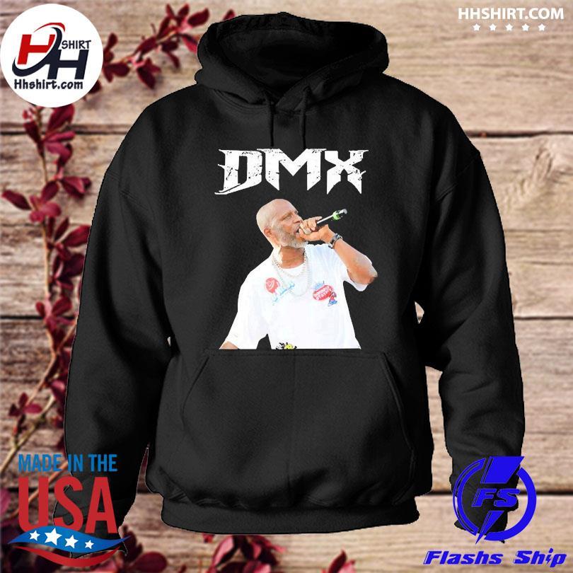 Official Rip Dmx Rapper 1970-2021 t-s hoodie