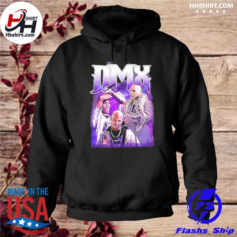 Official Rip Dmx Rapper 2021 hoodie