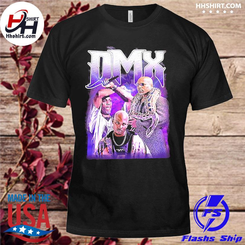 Official Rip Dmx Rapper 2021 shirt