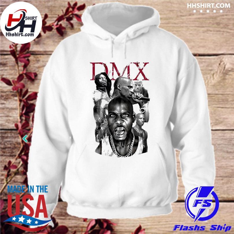 Official Rip Dmx Rapper American hoodie