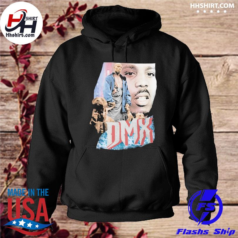 Official Rip DMX Rapper Legend Never Die t-s hoodie