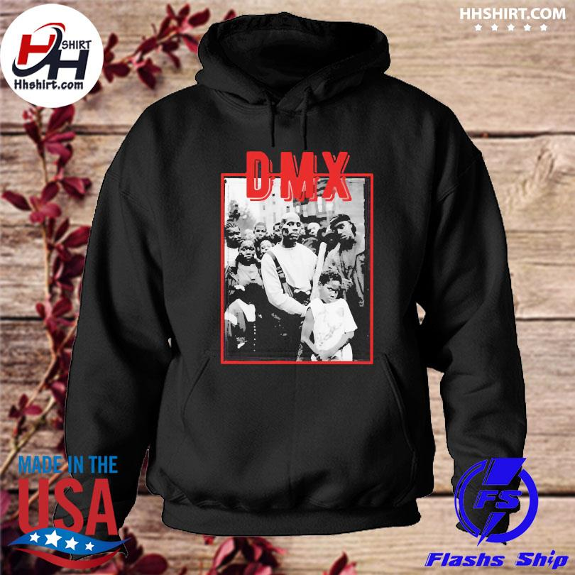Official Rip Dmx Shirt hoodie