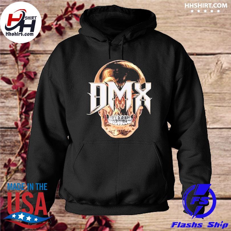 Official Rip Dmx skull vintage 2021 hoodie