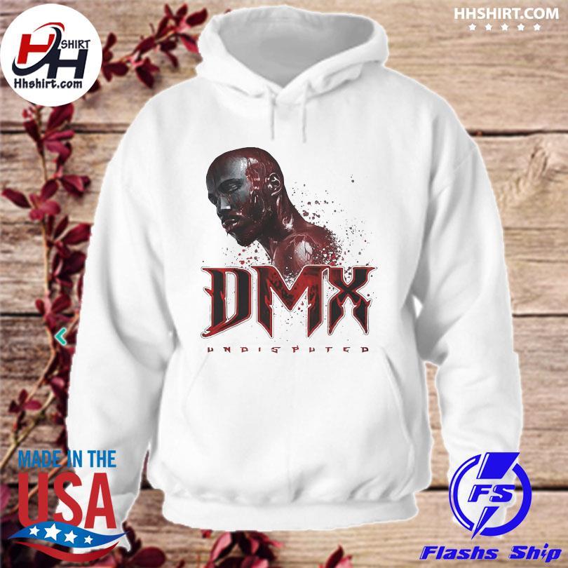 Official Rip Dmx undisputed hoodie