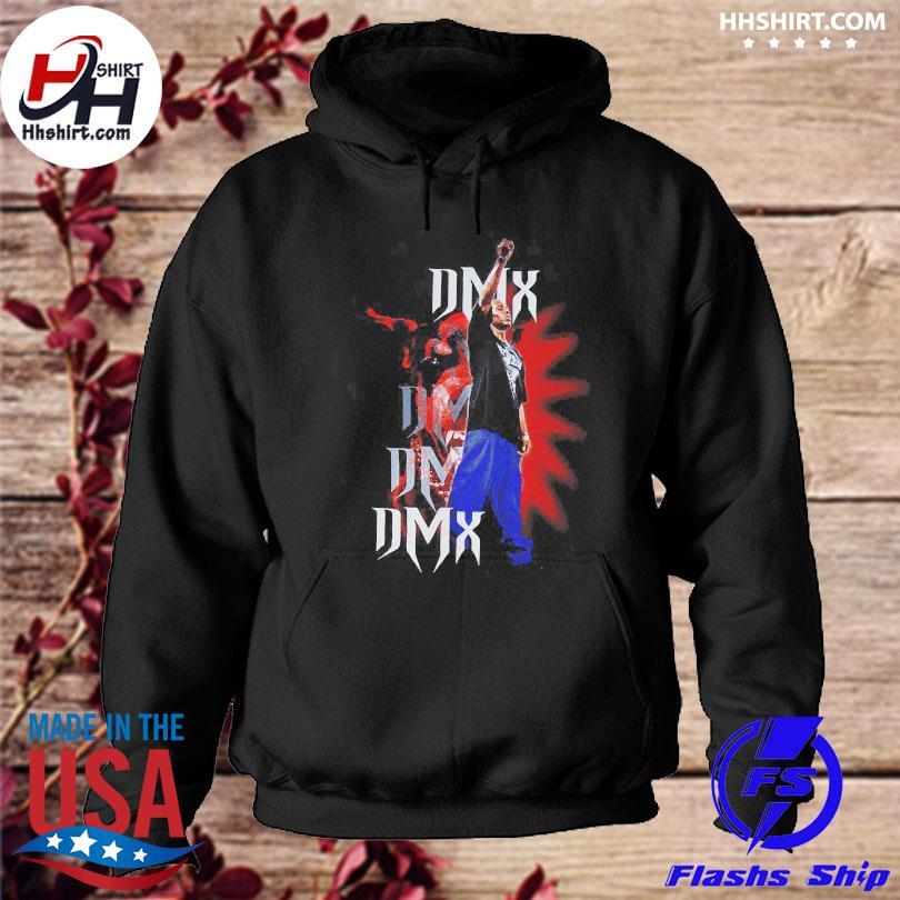 Official rip dmx vintage hoodie