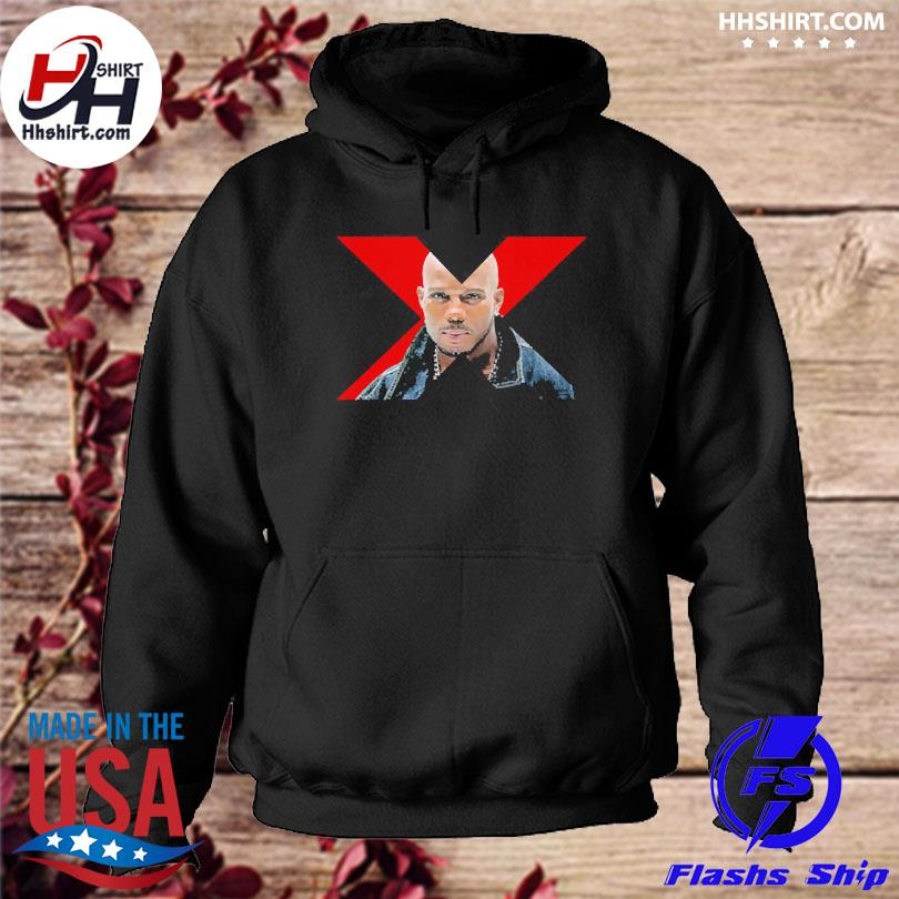 Official Rip dmx X t-s hoodie