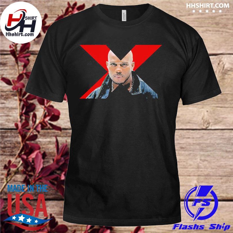 Official Rip dmx X t-shirt