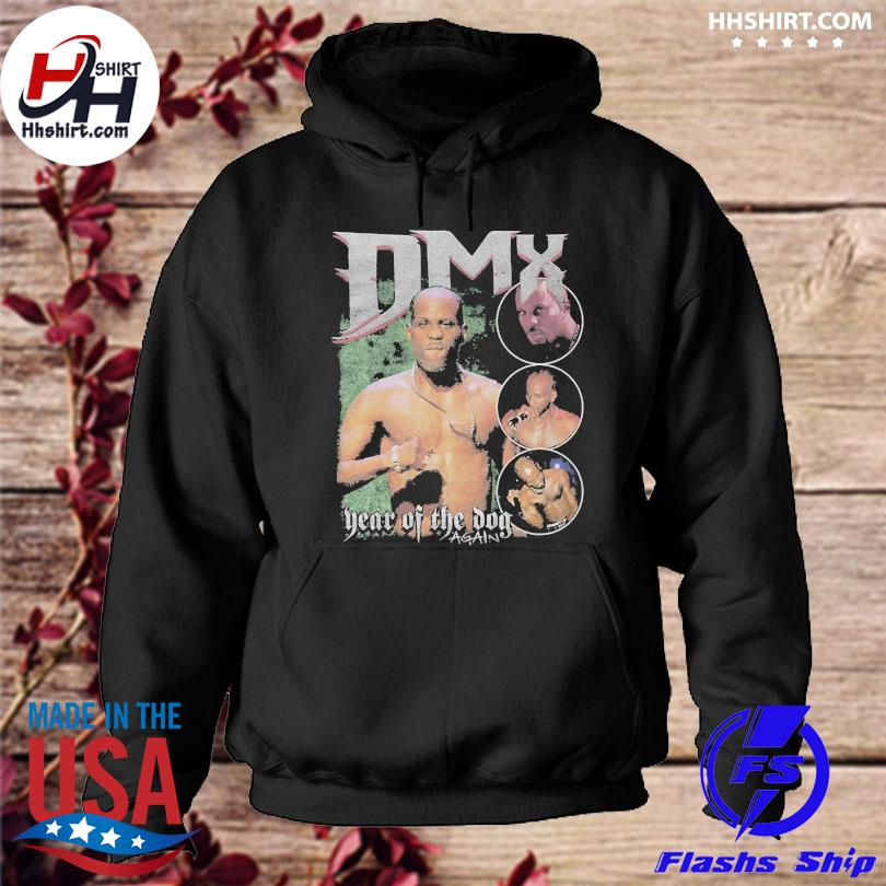 Official Rip Dmx year of the dog again Shirt hoodie