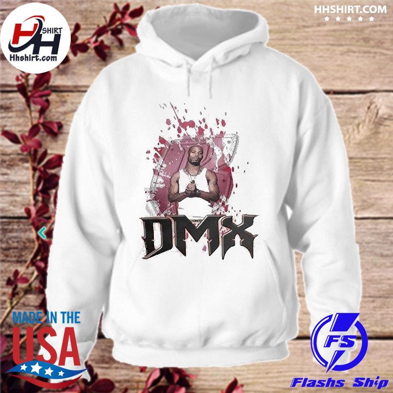 Official Rip Dmx yonkers new york 2021 hoodie