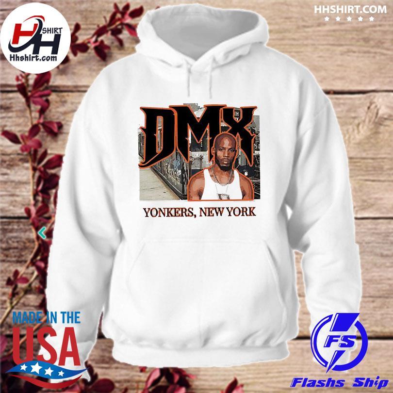 Official Rip Dmx yonkers new york hoodie