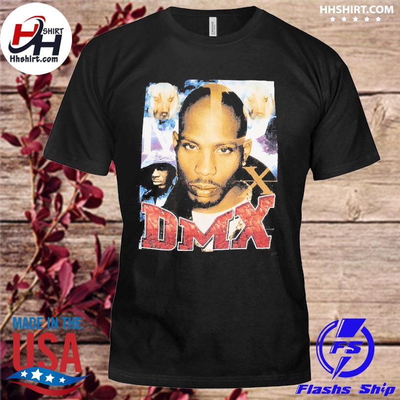 Official Vintage dmx rapper 90s shirt