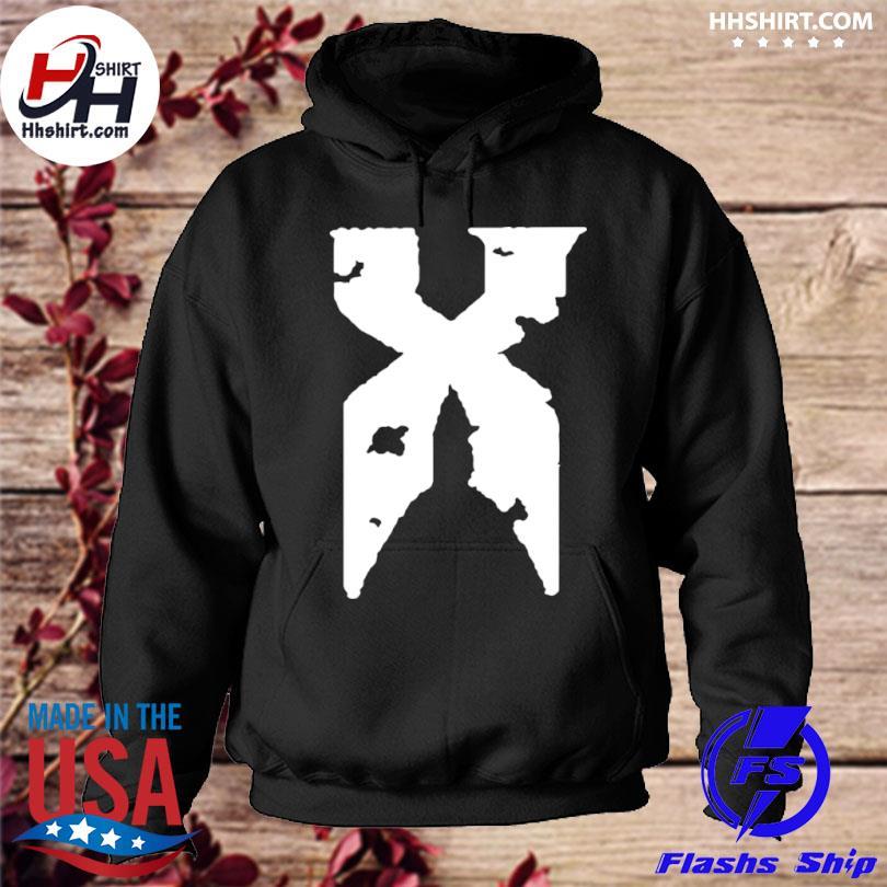 Official X hoodie
