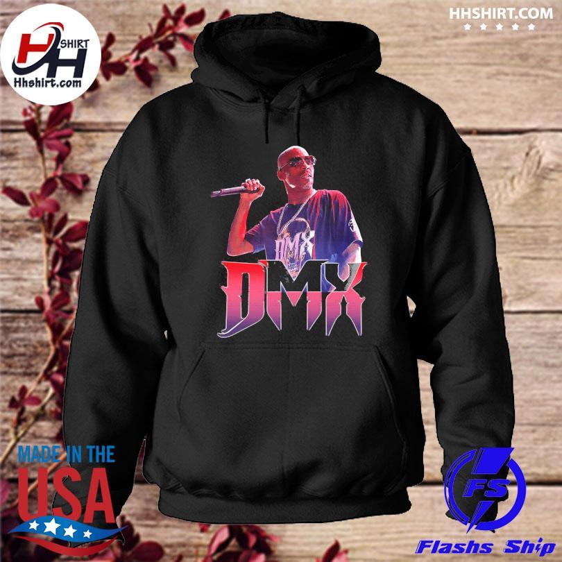 Rip Dmx 20th anniversary t-s hoodie