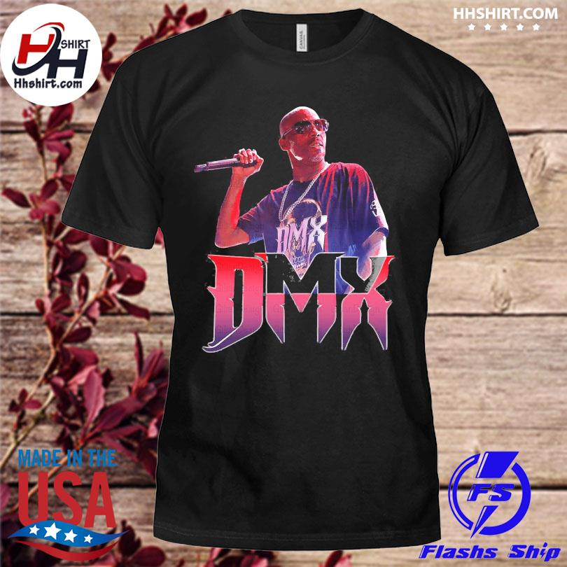Rip Dmx 20th anniversary t-shirt