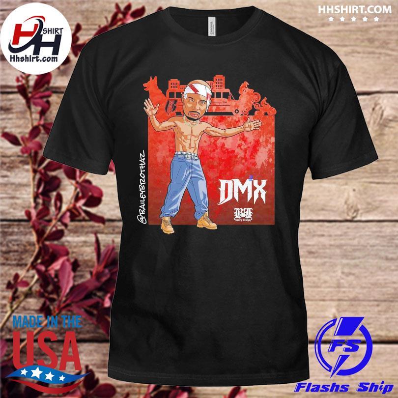 Rip dmx bailey brothaz shirt
