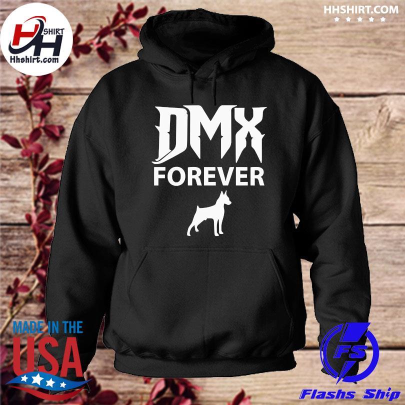 Rip dmx forever 2021 hoodie