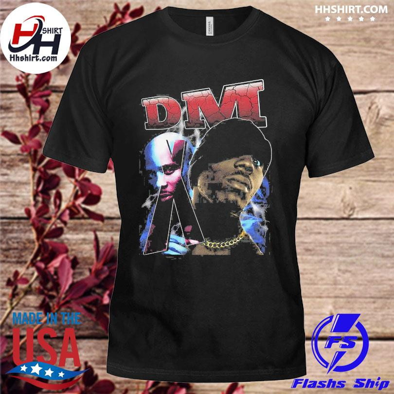 Rip Dmx rap X shirt